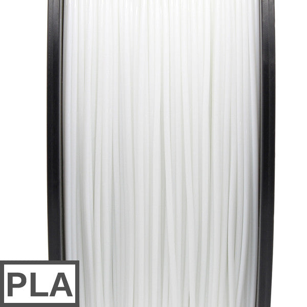 PLA filament 1kg 1.75mm (White)