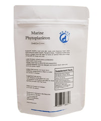 How much marine phytoplankton to give to my dog