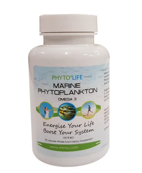 Marine Phytoplankton Superfood - Mr Ros Natural Premium Superfoods