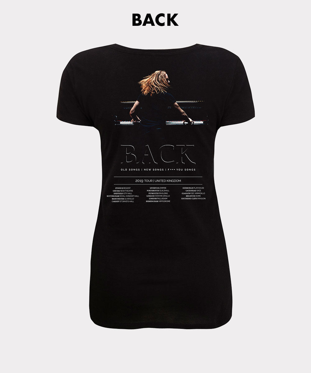 Back Ladies Tour T-Shirt