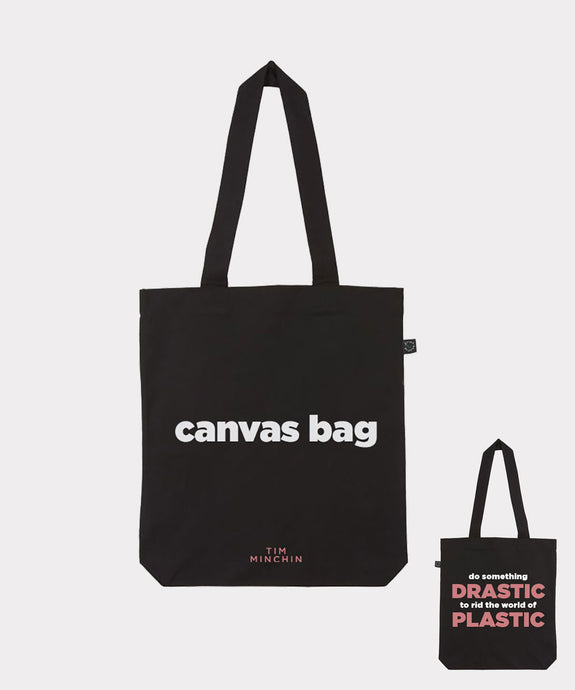 'Canvas Bag' Tote Bag