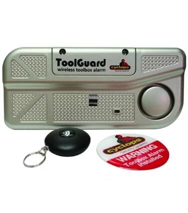 Wireless Toolbox Alarm