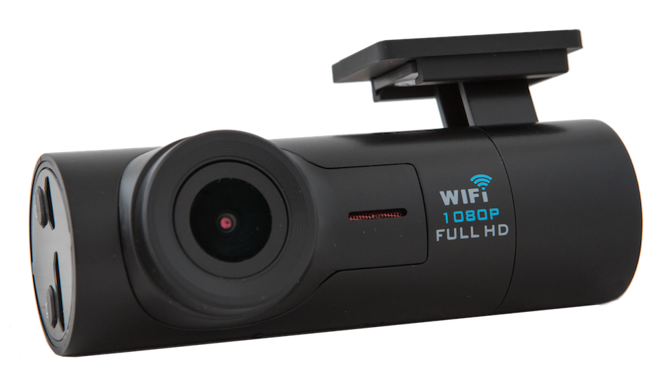 Dash Camera WiFi 1080p with FREE 16GB SD card