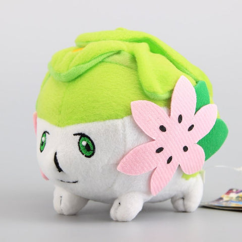 "Shaymin Pokemon Plush - 5"" (13cm) - GoPokeShop"