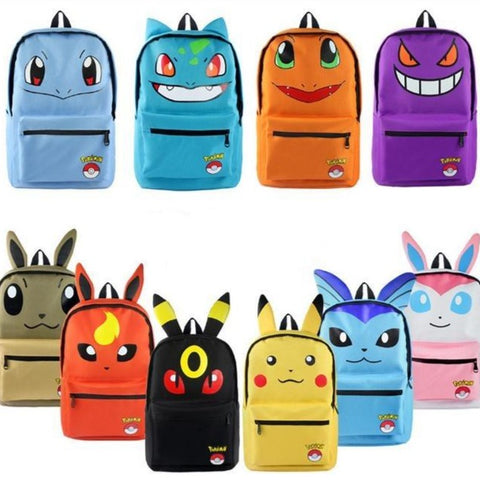 Cool Pokemon Backpacks - 25 Liters - GoPokeShop