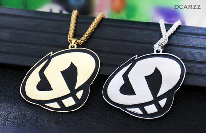 Sun & Moon Team Skull Necklace - GoPokeShop