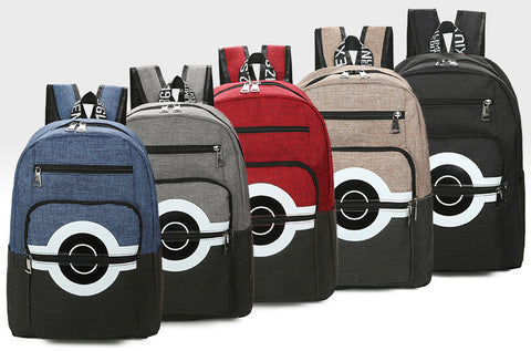 Pokemon Trainer Backpack - 20 Liters - GoPokeShop