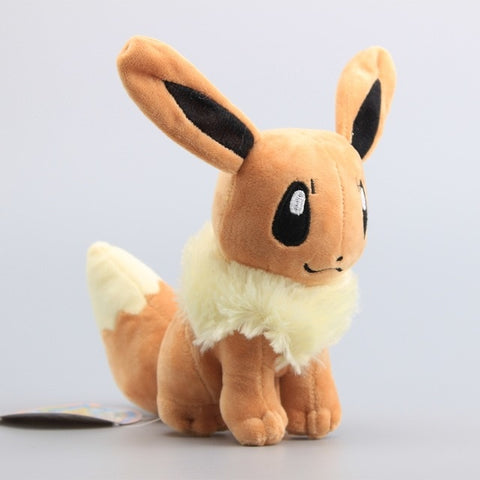 Eevee Pokémon Plush - 7.8in/20cm - GoPokeShop