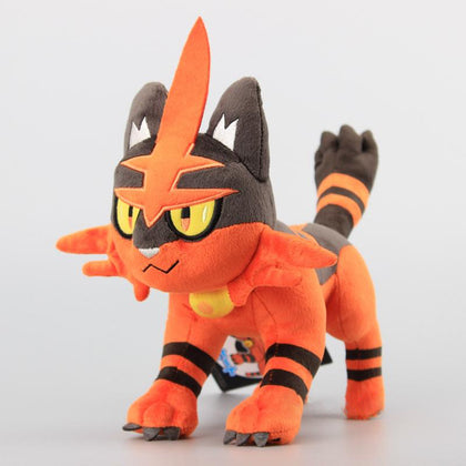 Pokémon Plush - Torracat 22*30 cm - GoPokeShop