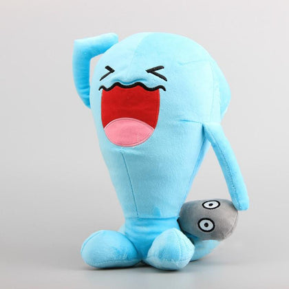 Wobbuffet Pokémon Plush Big Size - 30 cm - GoPokeShop