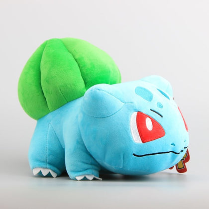 Bulbasaur Pokémon Plush - 10in/25 cm Big Size - GoPokeShop
