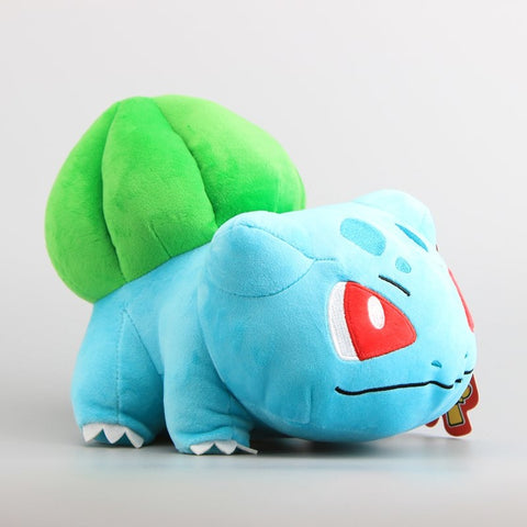 Bulbasaur Pokémon Plush - 12in/30 cm Big Size - GoPokeShop