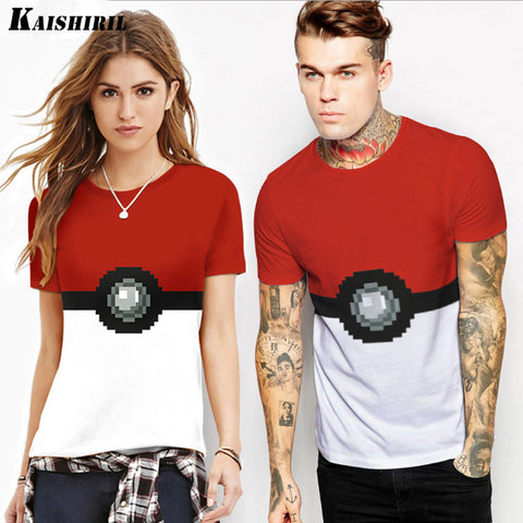 Pokeball t-shirt - GoPokeShop