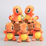 Charmander Keychain Pokémon Plush - 4in/10cm - 5 Pcs/Lo - GoPokeShop