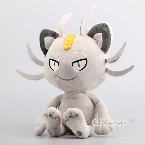 Alolan Meowth Pokémon Plush - 12in/30cm - GoPokeShop