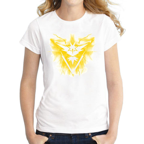 Team Shirt! VALOR - MYSTIC - INSTINCT - GoPokeShop