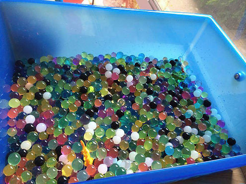 Water Beads 10grams Mixed Colour