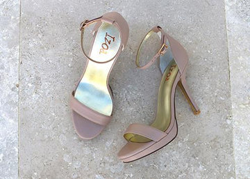 Nappa Evening Party Heels