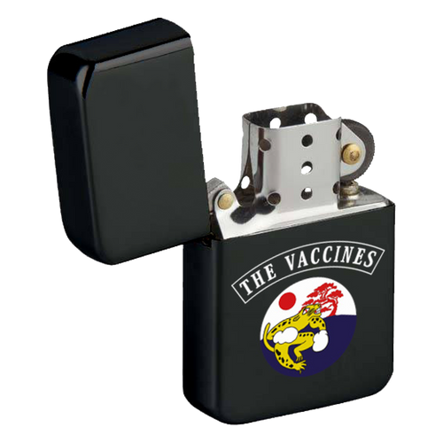 Handsome Panther Zippo Lighter