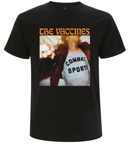 The Vaccines (Combat Sports) Album T-Shirt