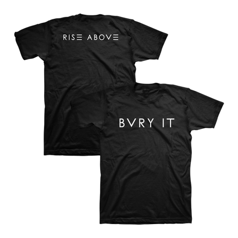 Unisex Bvry It T Shirt (Black)
