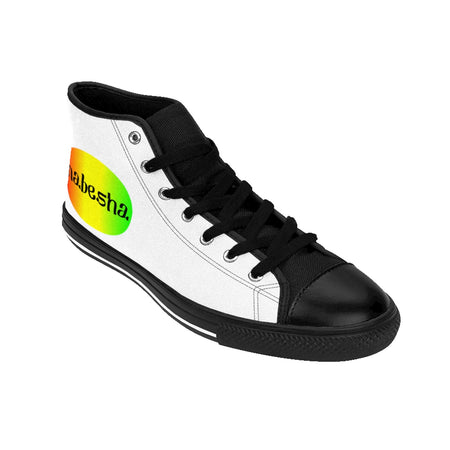 Habesha Forever - Women's High-top Sneakers - African Style Jewelry