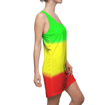 Habesha Forever - Women's Cut & Sew Racerback Dress - African Style Jewelry