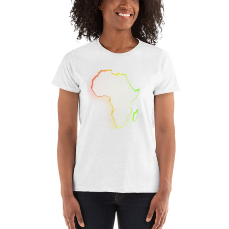 Habesha Forever - Ladies' T-shirt - African Style Jewelry