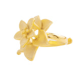 Women flower ring - African Style Jewelry