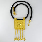 Gold/Silver Color Habesha Set - African Style Jewelry