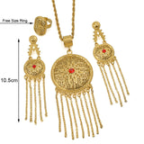 Ethiopian Wedding Jewelry sets for Women - African Style Jewelry