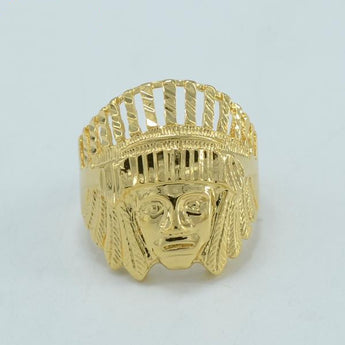 Ethiopian Ring - African Style Jewelry
