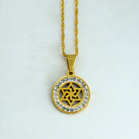 Magen David Star - African Style Jewelry