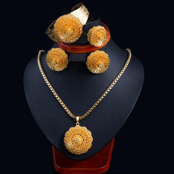 Ethiopian Women Jewelry Sets - African Style Jewelry