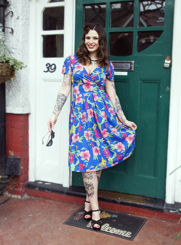 Blooming gorgeous new dresses for your spring and summer wardrobe