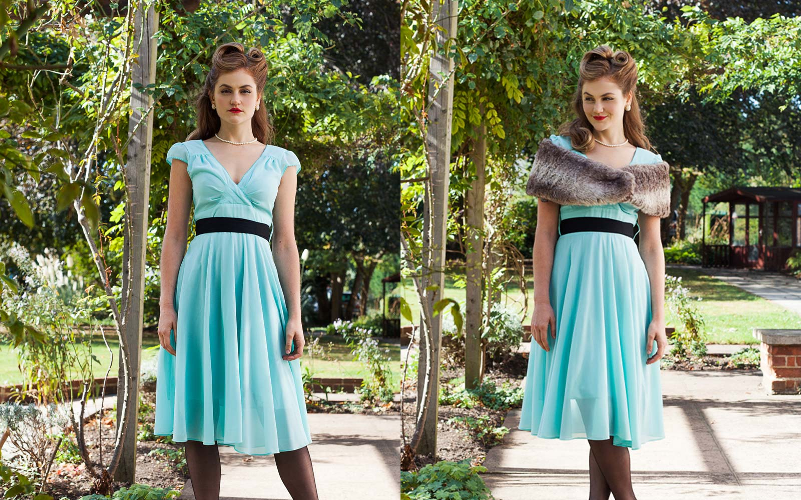 Vintage 1940s & 50s Inspired Clothing For Women