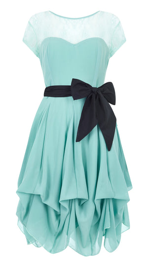 Darcie Chiffon Swing Dress