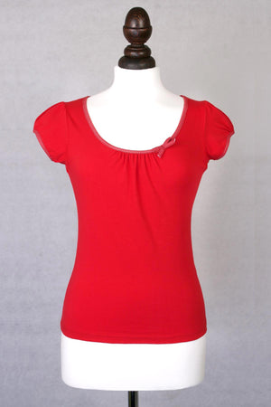 Short Sleeve Sailor Top - Weekend Doll