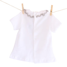 Babidu Frill Collar Top and Matching Pants