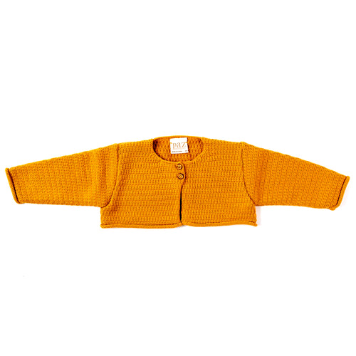 Paz Rodriguez Knitted Cropped Cardigan