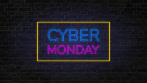 The Sale's Not Over Yet: Cyber Monday