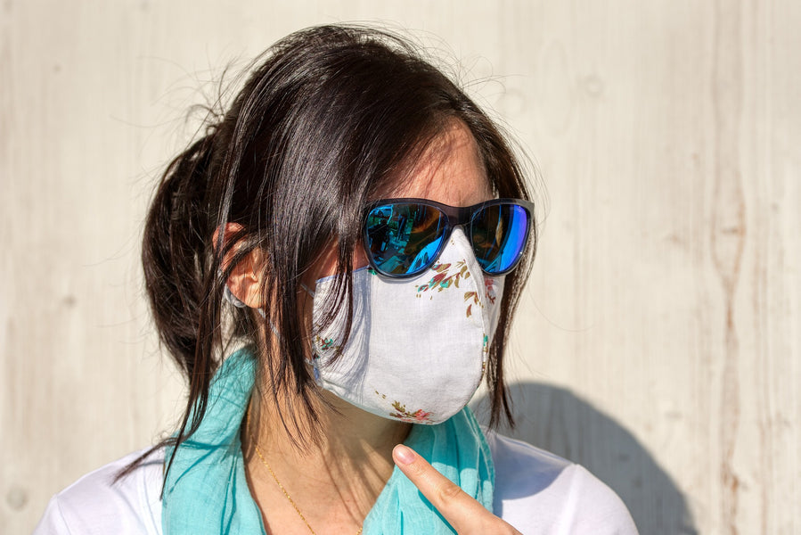 Sunglasses and Face Masks – How Do You Deal with the Discomfort?