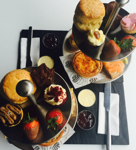 Afternoon Tea Booking online or on phone