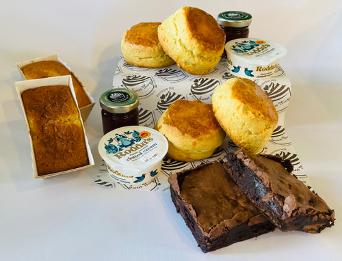 Deluxe Afternoon Tea by post anywhere in the UK