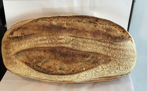 Organic Sourdough Bread 800g