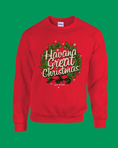 'Havana Great Christmas' Christmas Jumper