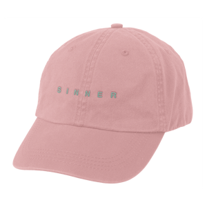 'Sinner' Dad cap