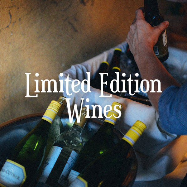 Limited Edition Wines