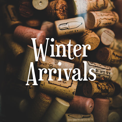 Winter Arrivals