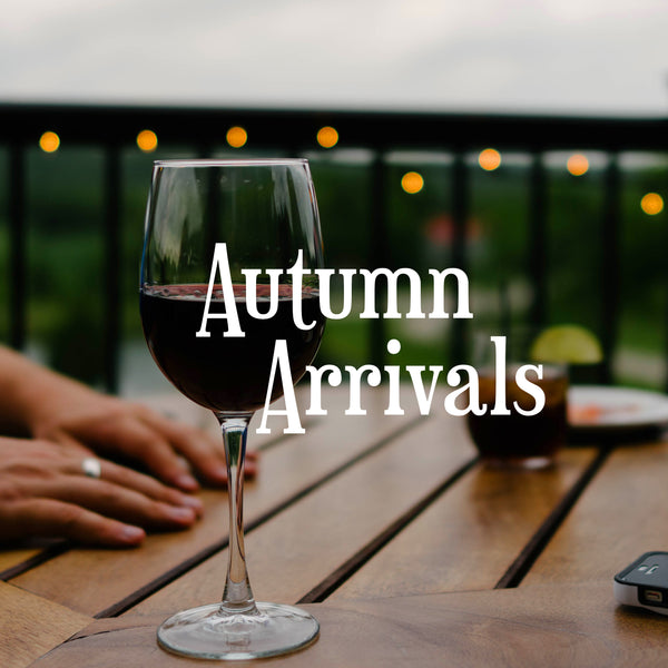 Autumn Arrivals